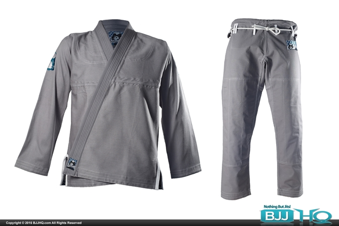 Inverted Gear Light Pearl Gi - Grey